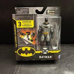 Batman | the caped crusher set